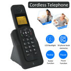 D1005 LCD Digital Cordless Telephone Handsfree Call Home Office With Caller ID
