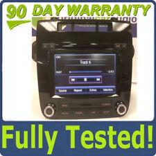 Volkswagen Touareg 11 12 13 14 Touch Screen Display Sirius SAT HD Radio RCD-550