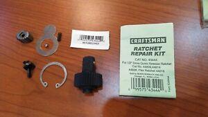 "Craftsman 1/2"" Ratchet Repair Kit 43444 Quick Release 44809 44814 44838 44816"
