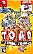 Captain Toad: Treasure Tracker (Nintendo Switch, 2018) Brand New