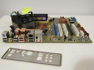 Asus P5K Socket 775 motherboard & Core2 Duo 2.93ghz 2gb memory