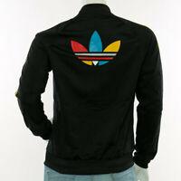 Veste Adidas Originals Rare Firebird Aop SST Track Jacket AY9435 Noir US M EU 42