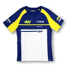 New Official Valentino Rossi VR46 Dual Yamaha Womans T'Shirt 2015 - YDWTS 165809