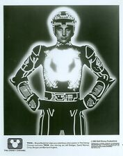 BRUCE BOXLEITNER TRON PORTRAIT ORIGINAL 1985 DISNEY CHANNEL TV PHOTO