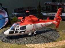 Hubschrauber JOHANNITER Notarzt DEKO für Carrera Digital Servo UNIVERSAL   25643