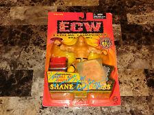 The Franchise Shane Douglas Signed Action Figure ECW Wrestling FREE Shipping COA