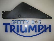TRIUMPH DAYTONA 675 RIGHT FAIRING INFILL PANEL 2006 - 2012 T2307505