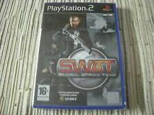 SWAT GLOBAL STRIKE TEAM PLAYSTATION 2 PS 2 NUEVO Y PRECINTADO