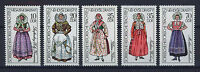 ALEMANIA/RDA EAST GERMANY 1977 MNH SC.1803/07 Sorbian costumens