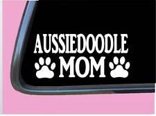 "AussieDoodle Mom Tp 964 vinyl 8"" Decal Sticker doodle labradoodle goldendoodle"