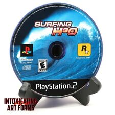 SONY PLAYSTATION 2 PS2 GAME - SURFING H3O 2000 ORIGINAL PACKAGING