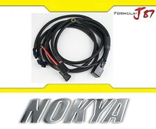 Nokya Relay Wire Harness H11 Nok9218 Fog Light Two Bulbs Power Socket Connector