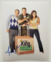 Kevin James Signed King Of Queens 8x10 Metallic Photo Here Comes The Boom RAD