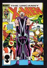 The Uncanny X-Men #200.  Marvel Comics - VF