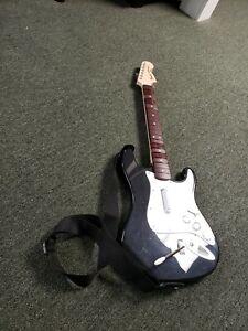 Rockband 4 Wireless Fender Stratocaster Guitar For Xbox One (read description)