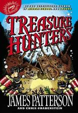 Treasure Hunters: Treasure Hunters 1 by James Patterson and Chris Grabenstein (2