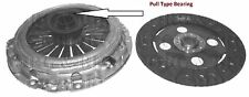 Land Rover Range Rover Mk II 2.5 D 3 Clutch Kit With Pull Type Bearing 1994-02