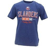 New York Islanders Official NHL CCM Reebok Kids Youth Size T-Shirt New with Tags