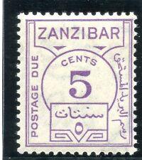 Zanzibar George V (1910-1936) Stamps
