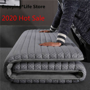 2020 latex mattress foldable breathable foam tatami large / king / double size