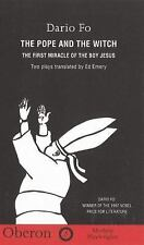 POPE AND THE WITCH/THE FIRST MIRACLE OF THE INFANT JESUS - NEW PAPERBACK BOOK