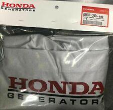 New Genuine OEM Honda Silver Generator Cover 08P57-ZA0-B80 for EL5000, ES6500