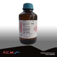 ACIDO SOLFORICO 96% 1 LT RPE PER ANALISI PCM 3639