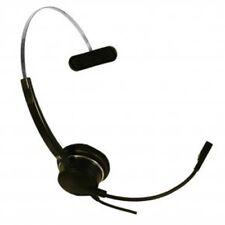 Headset + NoiseHelper: BusinessLine 3000 XS Flex monaural Audioline Terminal 1 G