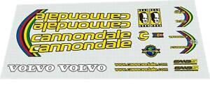 Cannondale CAAD5 F5000SL Decal Set