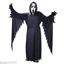 Garçons officiel scream ghostface Masque Halloween Costume Robe Fantaisie Costume + masque