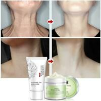 New 2pcs Moisturizing Skin Wrinkles Firming Therapy Neck Cream I8O2