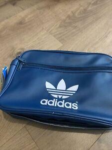 Adidas Originals Airliner Adicolor Bag blue BNWT