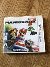 Mario Kart 7 (Nintendo 3DS, 2011) Cib CC