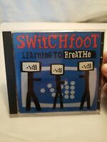 Learning to Breathe by Switchfoot (CD, Sep-2000, 2 Discs, Chordant)