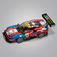LEGO SPEED CHAMPIONS  `` FERRARI 488 GTE + DRIVER  ´´  REF 75889   LEGO 100X100
