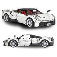 Rennwagen Auto Racer 42056 42083 42065 42110 technic Blöcke Bausteine MOC 42065