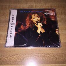 Mariah Carey I'll Be There CD Single Rare New Sealed MTV Unplugged 1992 1990
