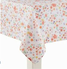 NIP Celebrate Spring Together Ditsy Print Tablecloth 70 Round