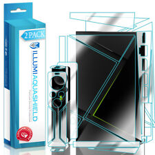 2x iLLumi AquaShield Front + Back Protector for NVIDIA Shield TV (2017, 16GB)