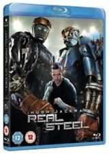 Real Steel 8717418335342 With Hugh Jackman Blu-ray Region B