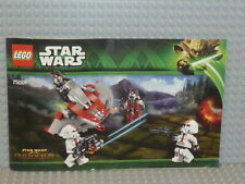 LEGO® Star Wars Bauanleitung 75001 Republic Troopers Sith instruction B5590