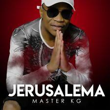 Jerusalema Master Kg Audio-cd 2020