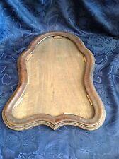 Art. 104 -  Fantastica CORNICE SPECCHIERA in legno di palisandro metà '800