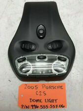 05-13 PORSCHE 997 S 996 C4S TURBO 911 COUPE OEM DOME MAPLIGHT 99655555706