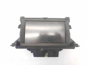 Citroen C6 2007 2.7HDi navigation NAV GPS SAT display screen 96459618ZD