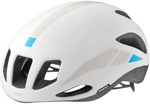 Giant Rivet Helmet - Size M - White RRP: £119.99