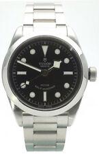 Tudor Heritage Black Bay 41 Black Dial Steel Automatic Men Watch 79540-0001