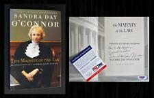 SANDRA DAY O'CONNOR SIGNED PSA/DNA - Majesty of the Law, 1st (Supreme Court)! 3