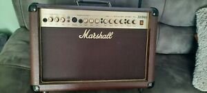 marshall as50d amplifier,ACCOUSTIC AMPLIFIER ,VOCAL AMPLIFIER ,WITH EFFECTS
