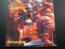 Book Formule 1 Pitstop 2001 door Anjes Verhey (Nederlands)